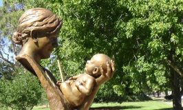 Song Played During the Unveiling of Cherished Mother & Child Statue