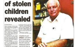 Scandal of Stolen Children Revealed